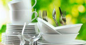 Кухня. Белый кухонный гарнитур