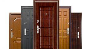 Доступные металлические двери