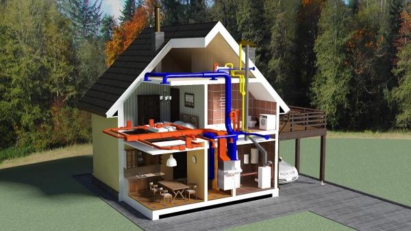 Система отопления и вентиляции в вашем доме