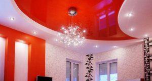 Недостатки и преимущества полиэстеровых и тканевых натяжных потолков