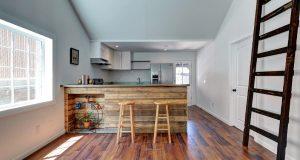 Красота древесной фактуры: новые идеи