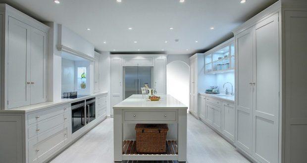 Функциональная кухонная фурнитура: виды ручек для фасадов мебели