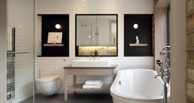 Дизайн ванной 4 кв.м — 4 варианта планировок