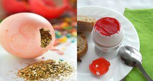 Идеи использования яичной скорлупы к празднику Пасхи
