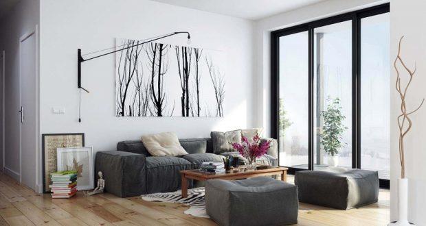 10 причин покрасить стены в белый цвет