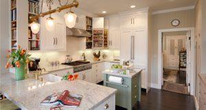 Дизайн кухни 12 кв. м — 4 планировки