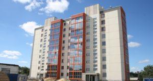 Строительство новых жилых комплексов в Киеве