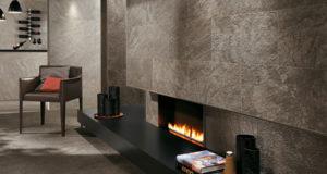 Настенная керамогранитная плитка: виды и применение