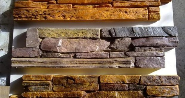 Разновидности декоративного камня