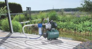 Виды автоматических насосов для воды