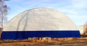 Строительство спортивных сооружений на основе металлоконструкций