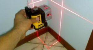 Советы по выбору лазерного нивелира