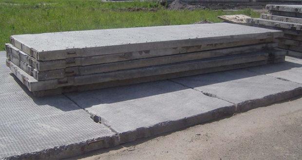 Сферы применения дорожных плит